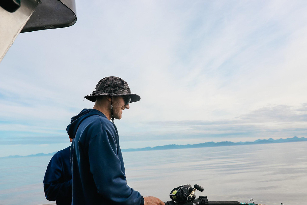 salmon shark fishing sitka alaska