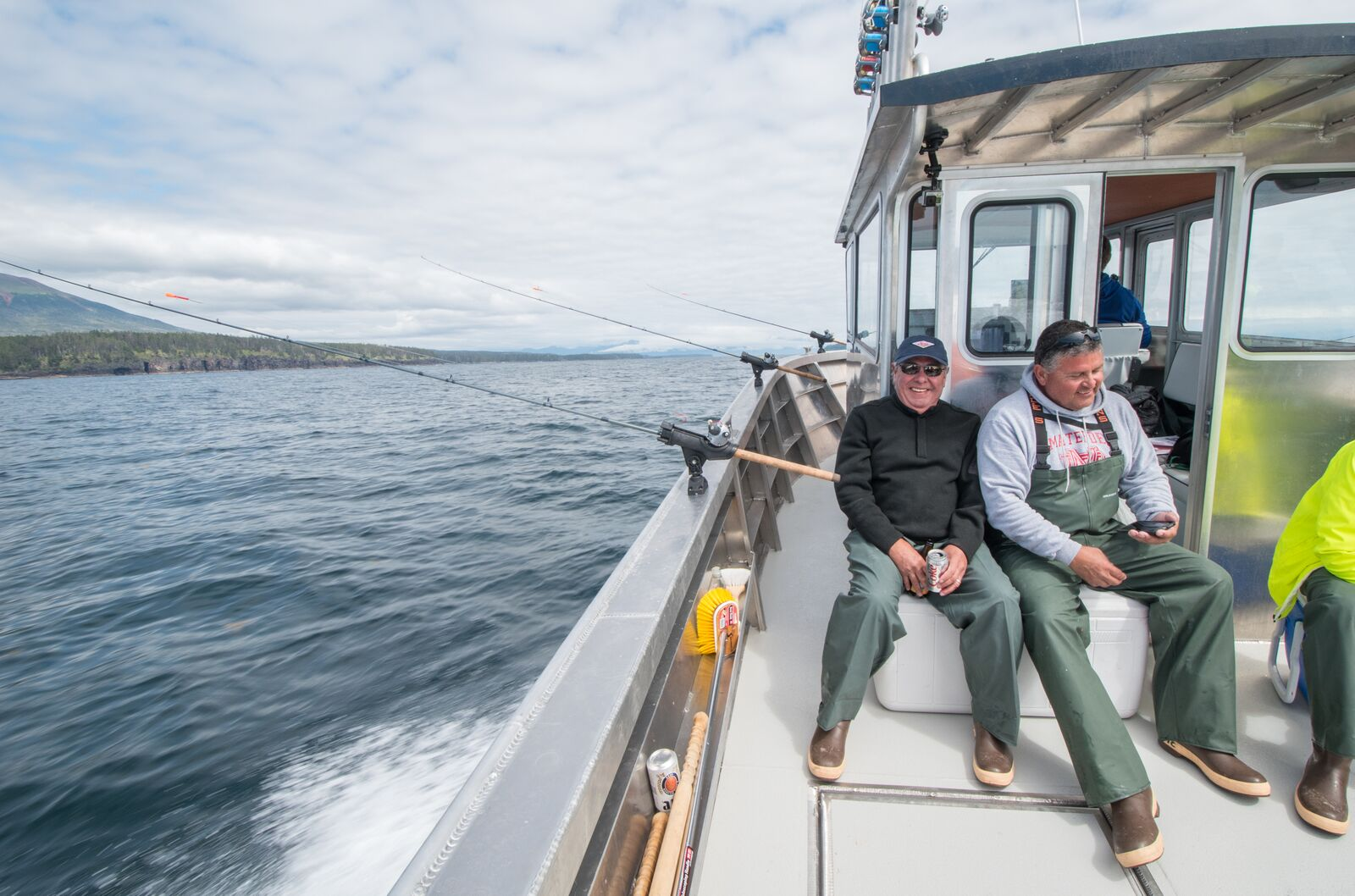 The Perfect Sitka Alaska Fishing Boat Cascade Creek Sitka - All inclusive alaska