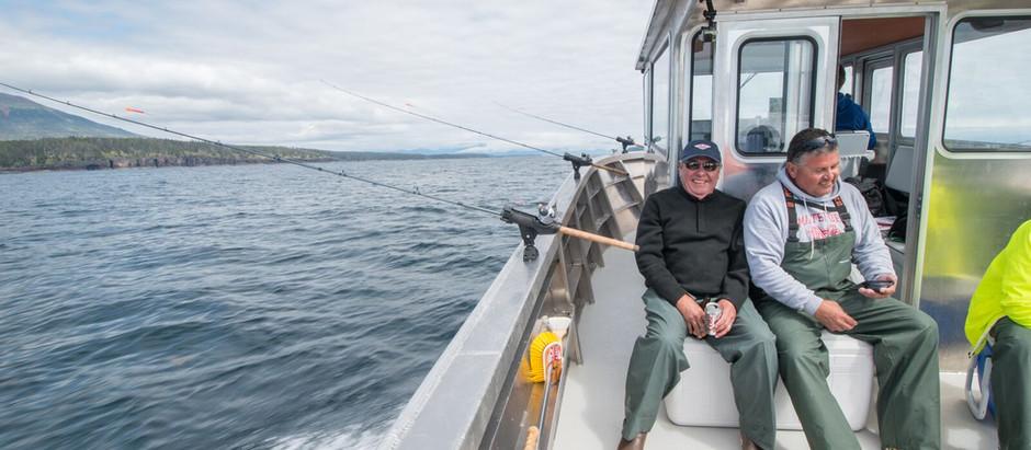 The Perfect Sitka, Alaska Fishing Boat