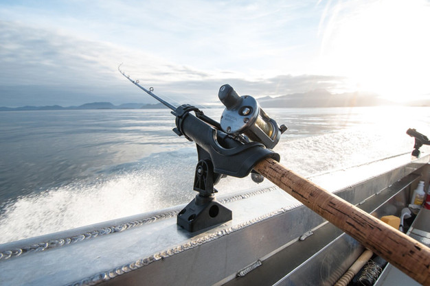 quality fishing gear for fishing in alaska | cascade creek: sitka, Fishing Reels