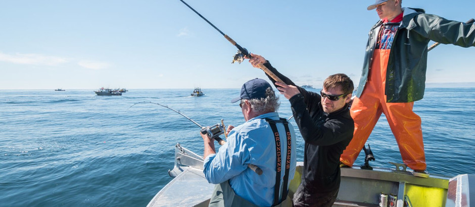 Quality Fishing Gear for Fishing in Alaska