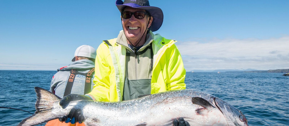 When's the best time to fish Sitka, Alaska?