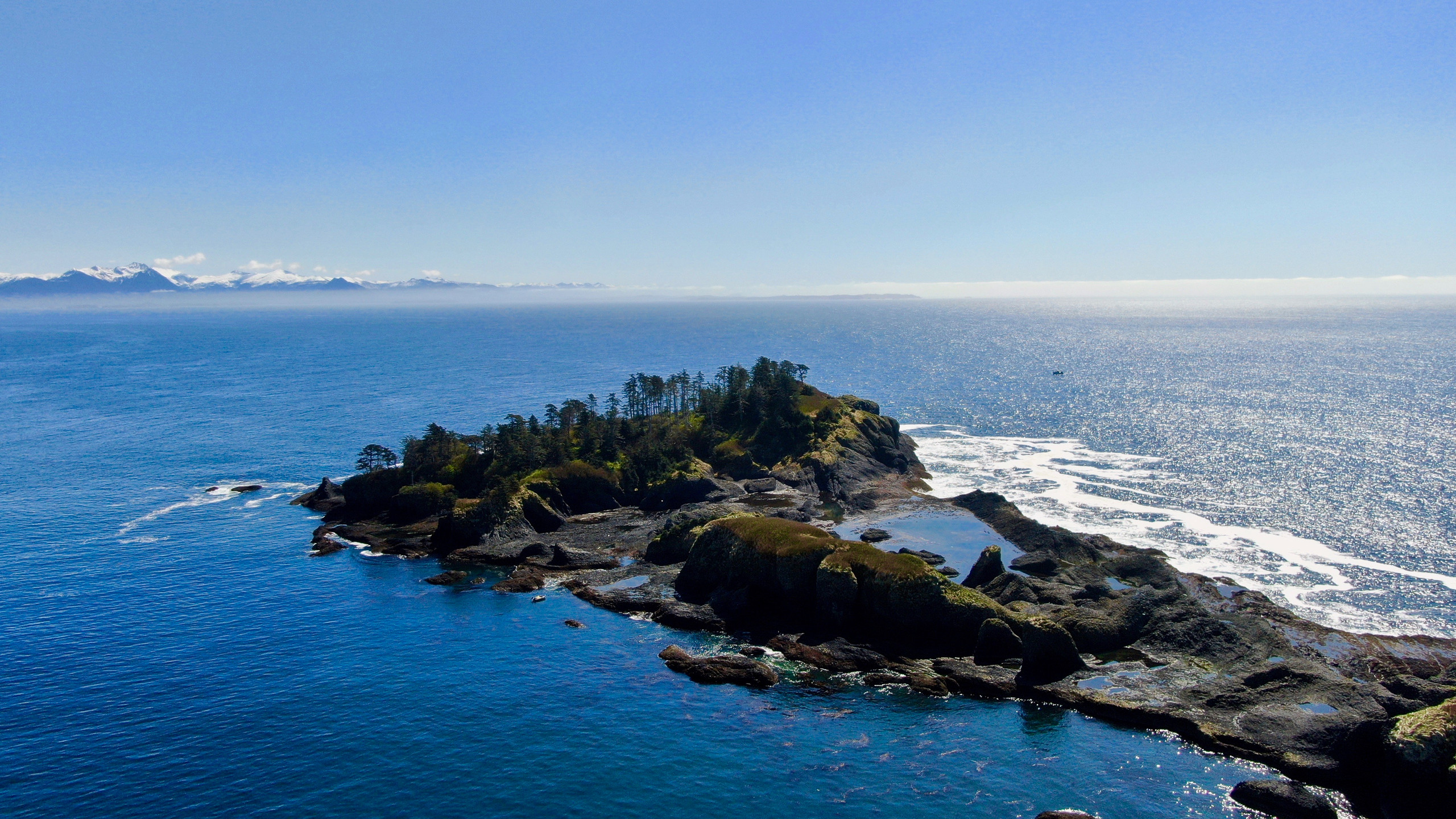 St Lazaria Island