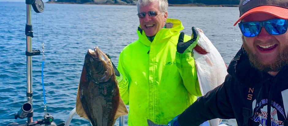 Sitka, AK Fishing Report: June 10-25, '19