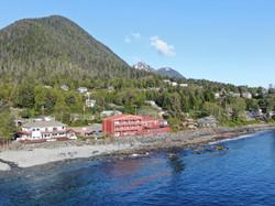 View of Cascade Creek Inn & Charters