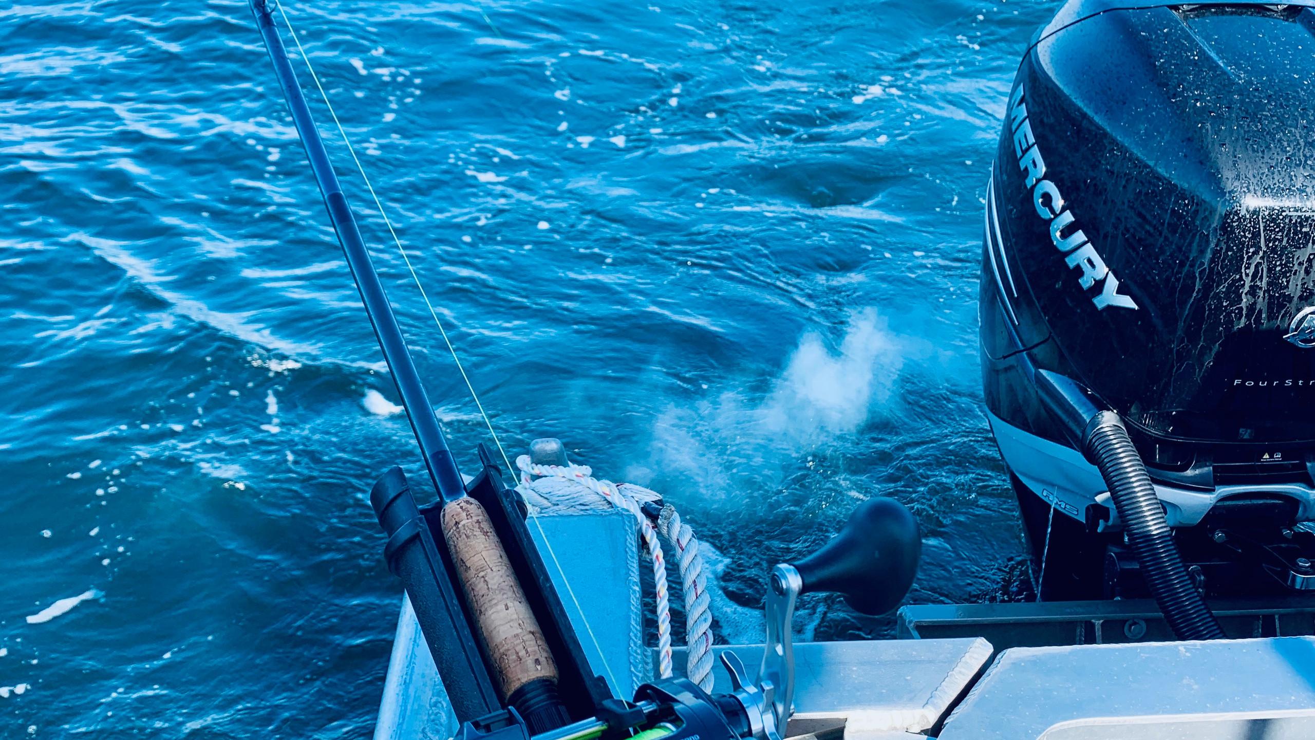 Fishing in Sitka Alaska