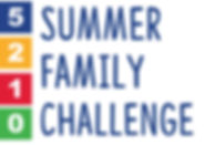 Summer Family Challnege Logo