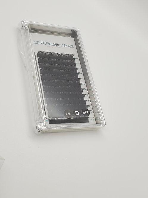 0.18/D mix tray