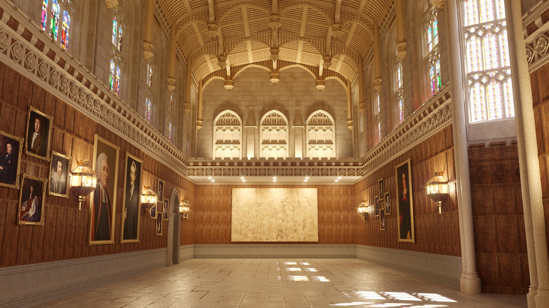 Cambridge Hall 003