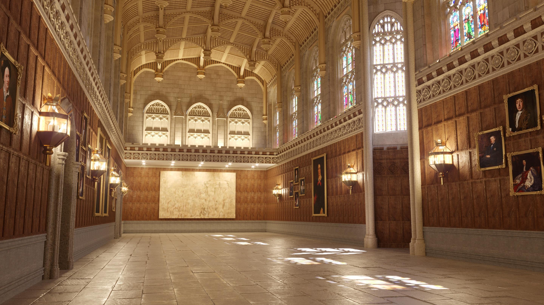Cambridge Hall 004