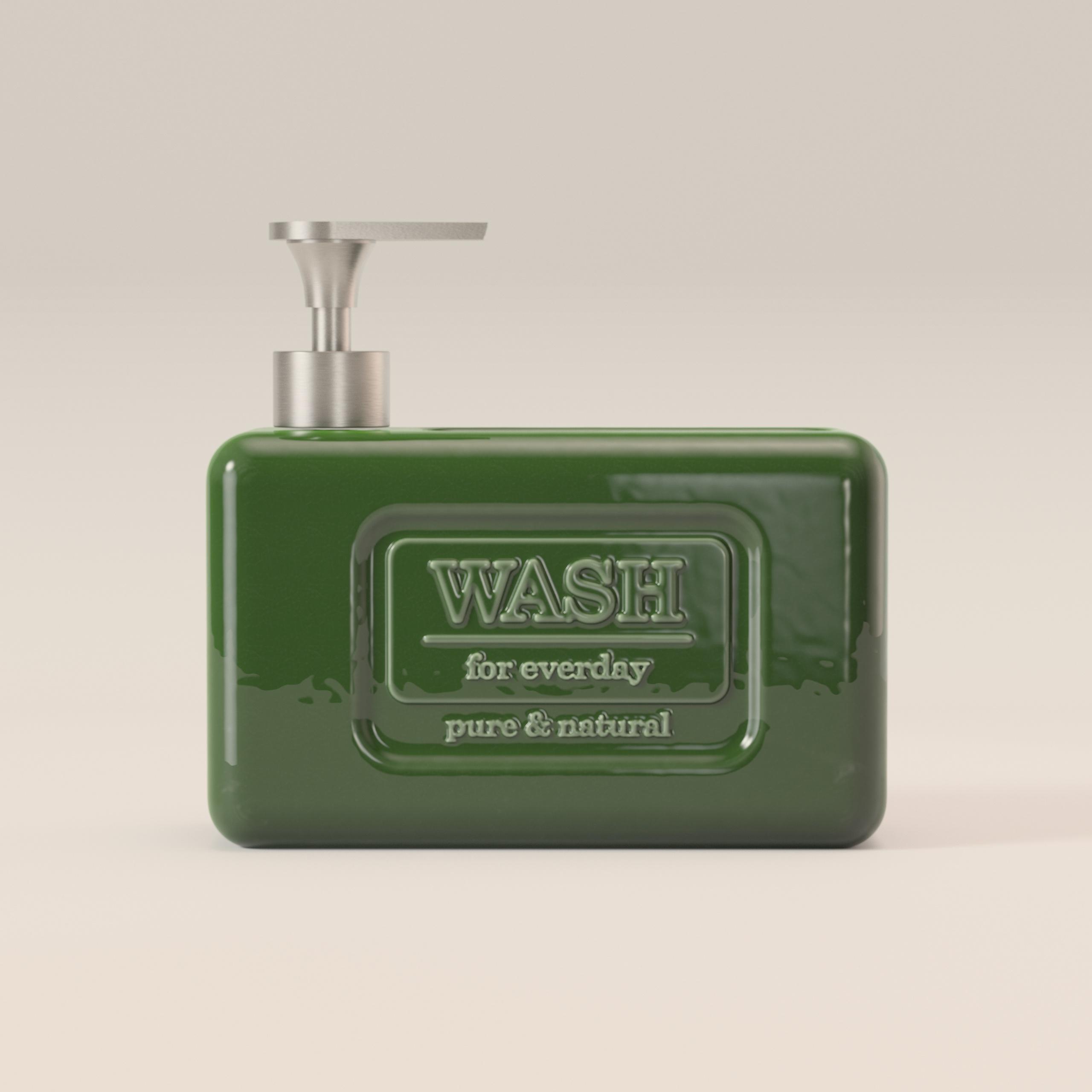Zara Soap Dispenser_Green_2021-01-18_1_.