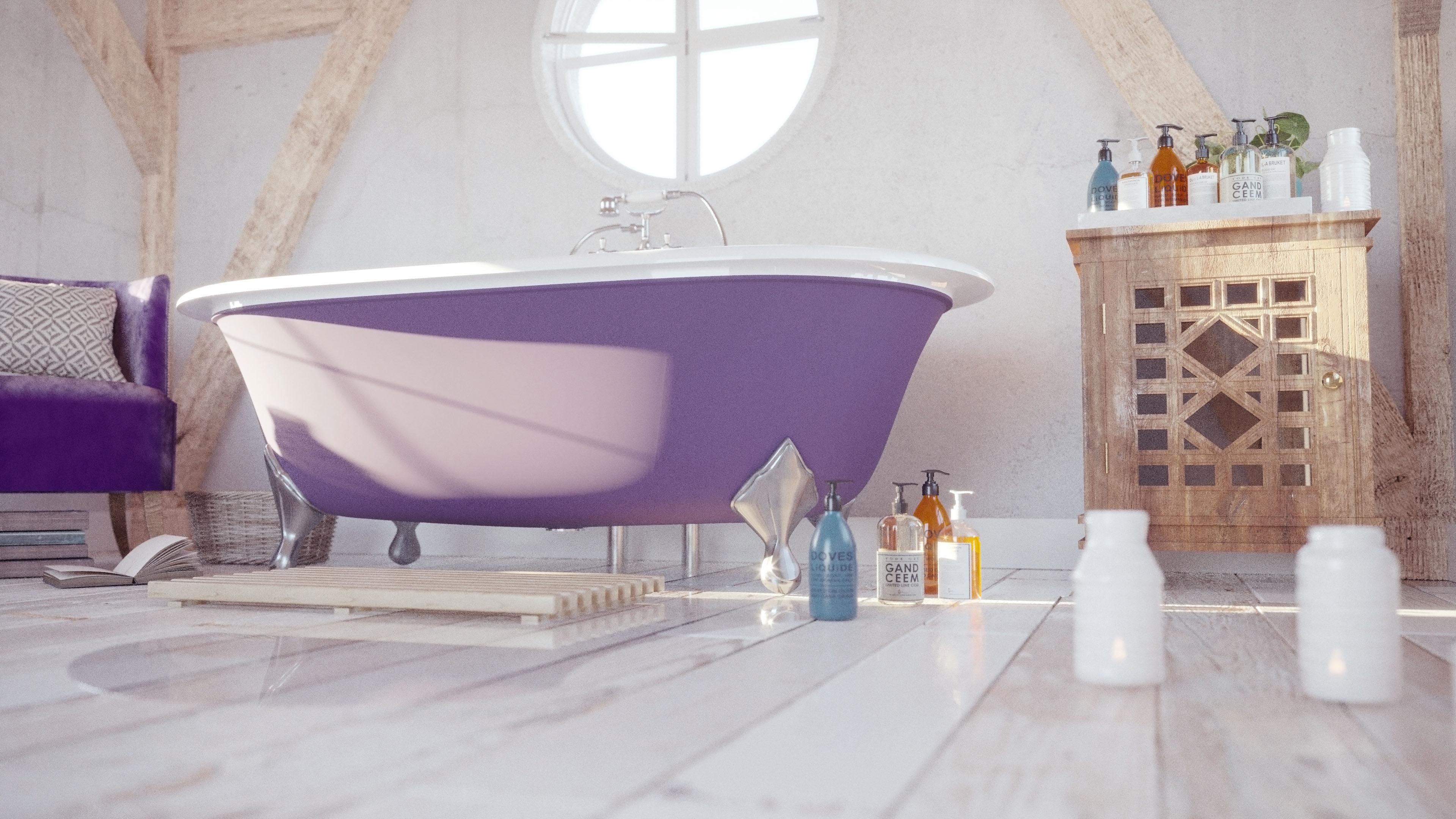 Bathroom Interior 003