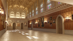 Cambridge Dining Hall