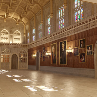 CAMBRIDGE HALL