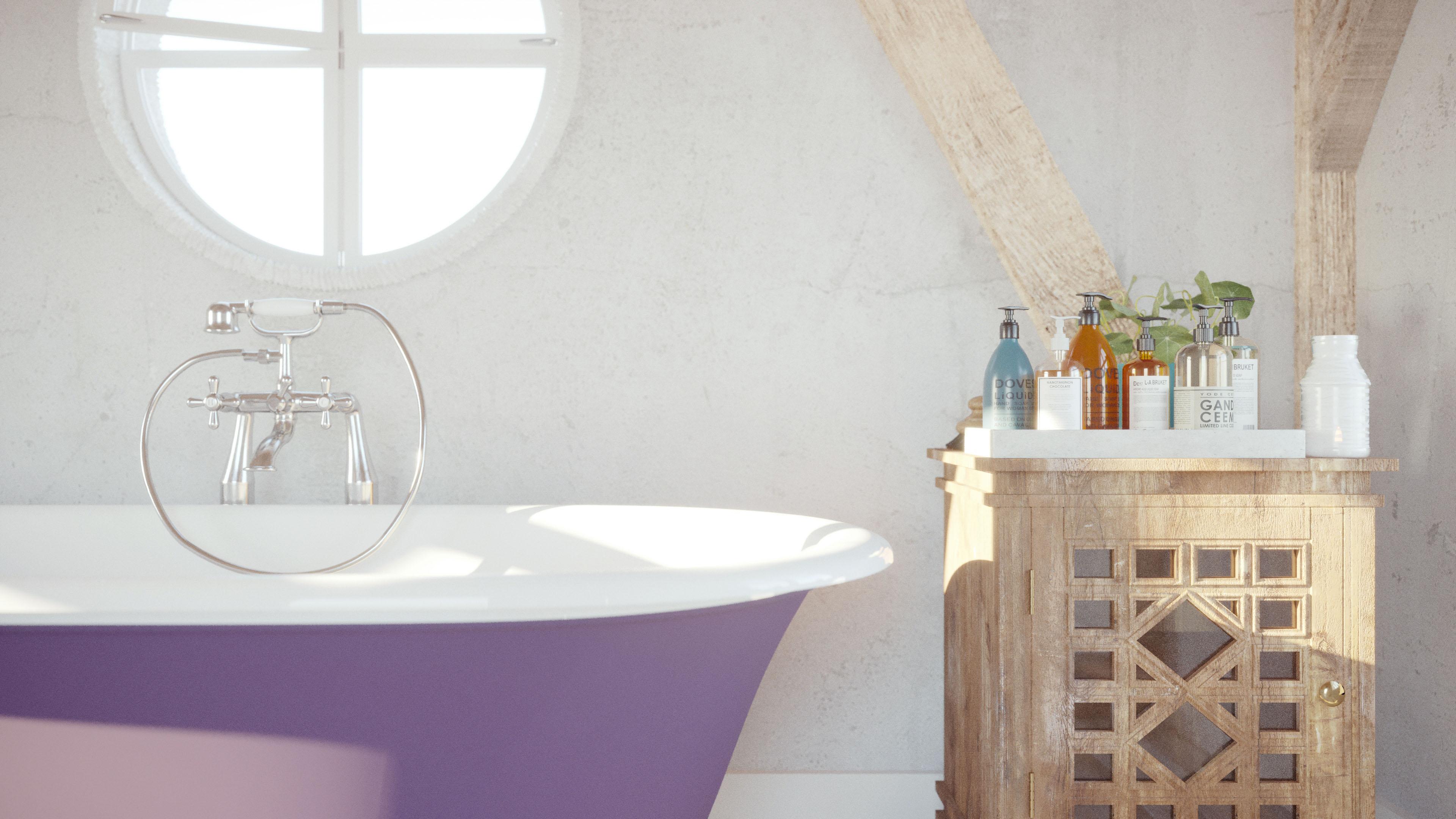 Bathroom Interior 004