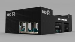 NIO Trade Stand