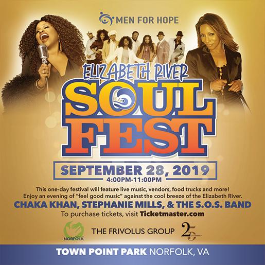 Elizabeth River Soul Fest 2019