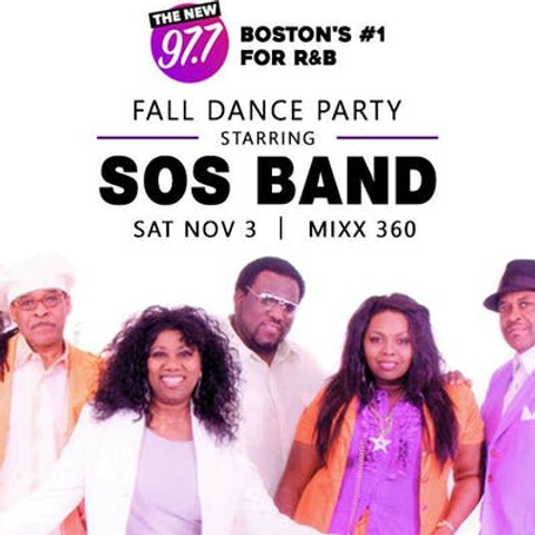 97.7 FM FALL DANCE PARTY