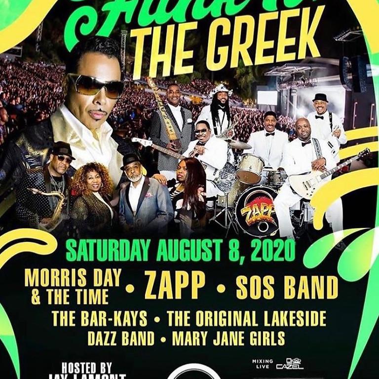 Funk N The Greek