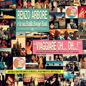 Renzo Arbore e la sua Barilla Boogie Band in 'Viaggiare Oh...Oh...!