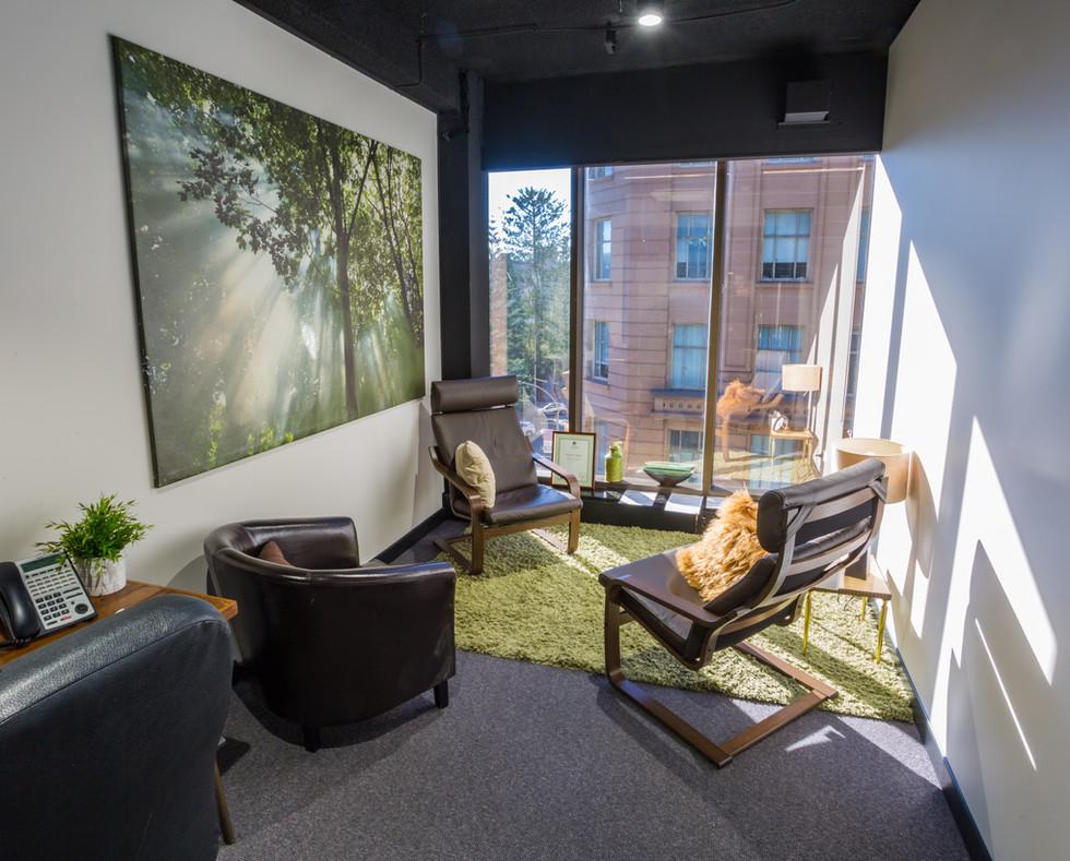 Newpsych consultation room