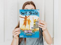 Innervision Surf N Skate Flyer