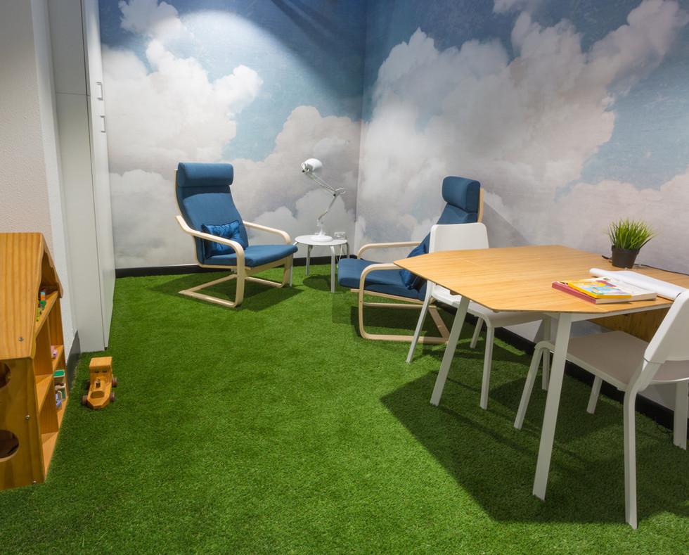 Newpsych childrens room