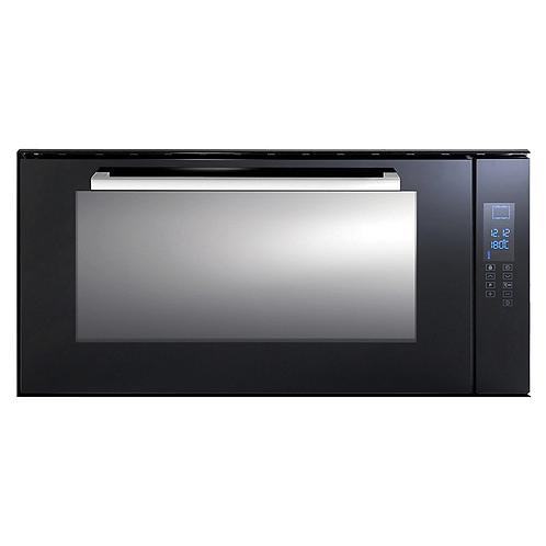 90cm Black Underbench Oven