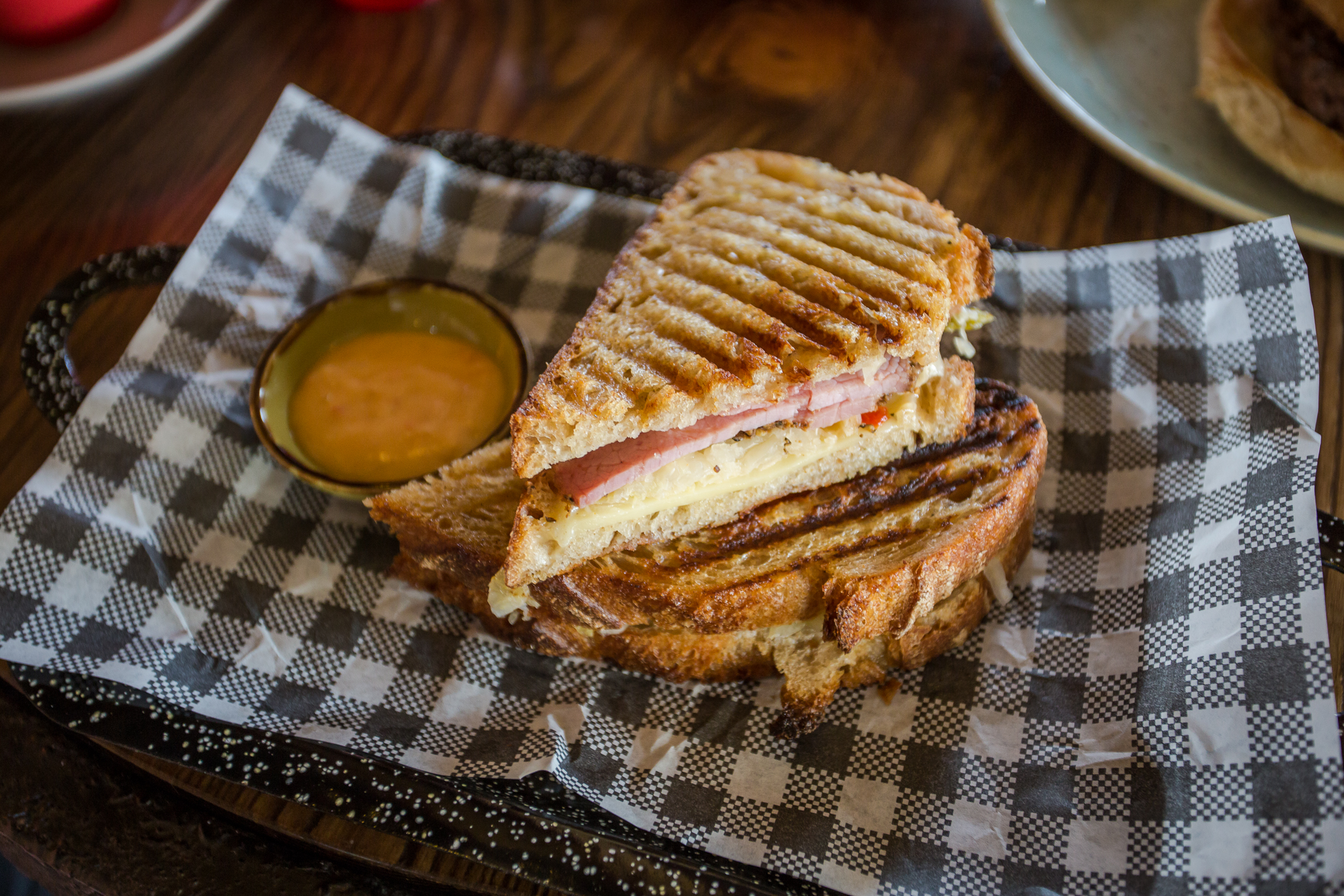 The Rueben Melt