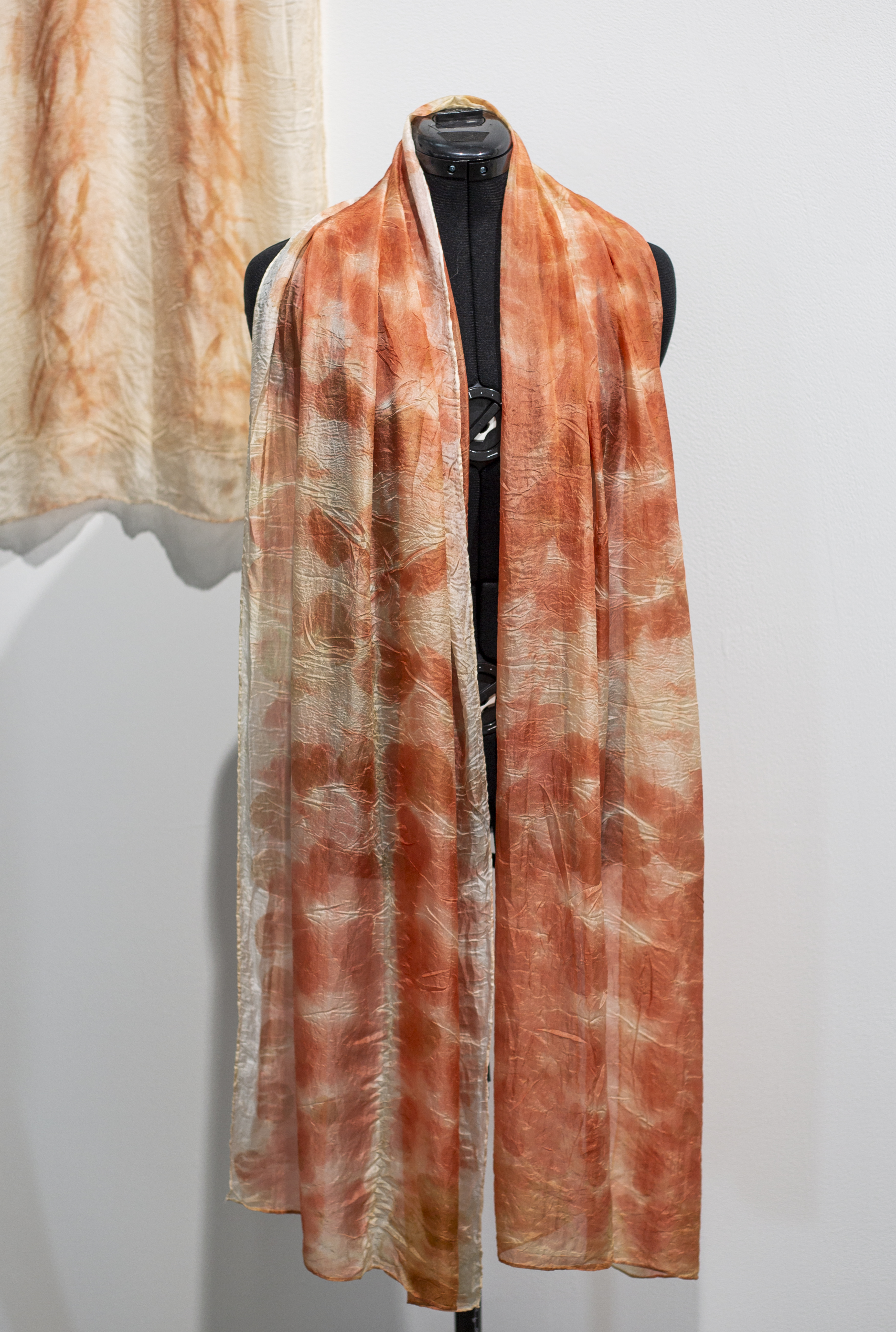 Silk Scarf #2 by Mary Graham