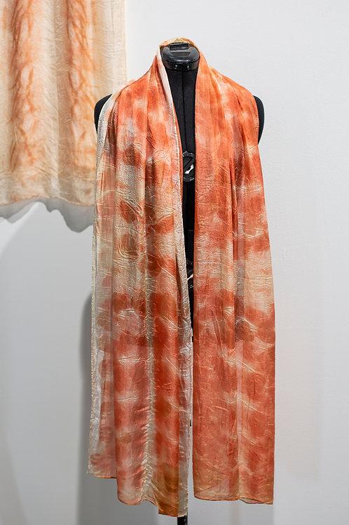 Silk Scarf x2