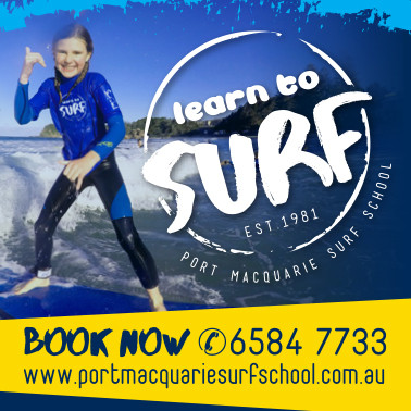 Port Macqaurie Surf School