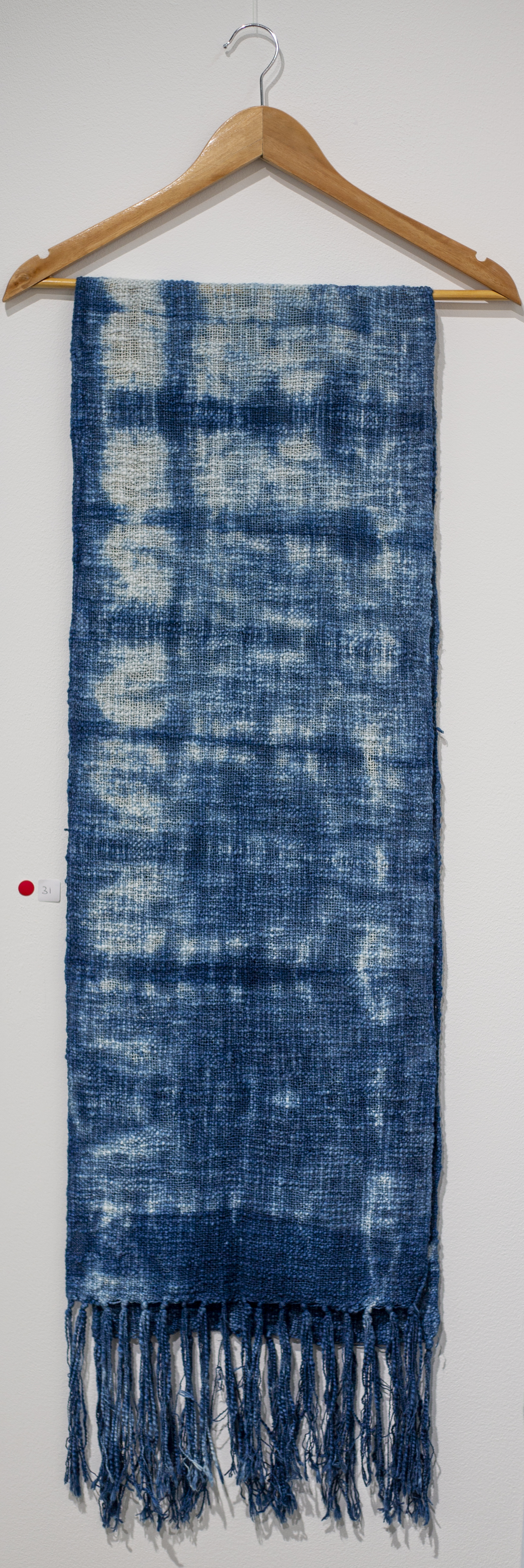 Textured Scarf_by Mary Graham