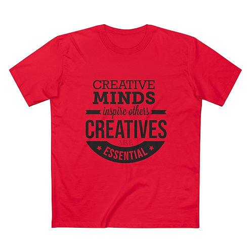 Essential Workers: Creatives - Men's Staple Tee