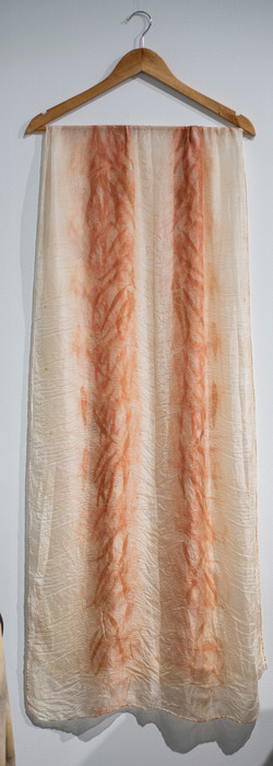 Silk Scarf #1 by Mary Graham