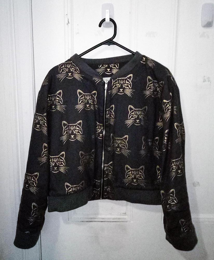 Cat Jacket