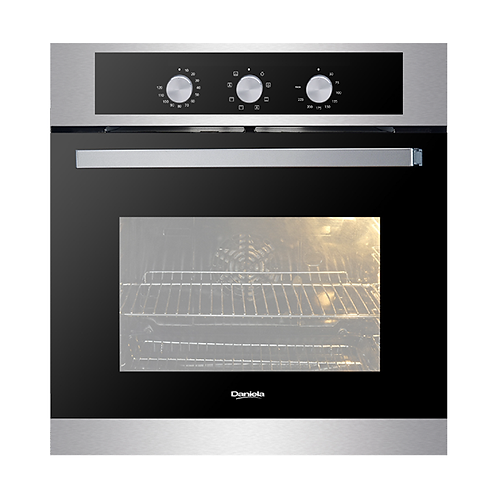 60cm 10 Function Pyrolytic Oven