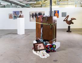 Beryl, wardrobe and belongings