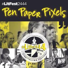 #LitFest2444 Festival
