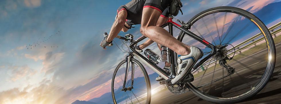 Cyclist-Moving-Fast-On-Coastal-Path-4855