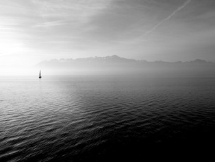 Sailing in the Mist