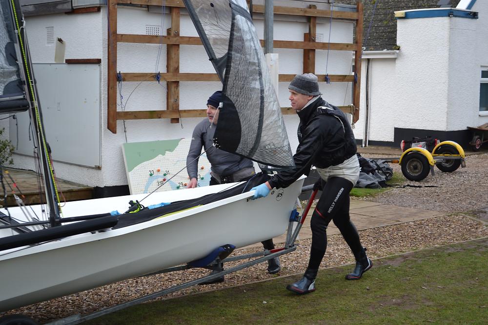 Winners, Peter Barton /Chris Feibusch