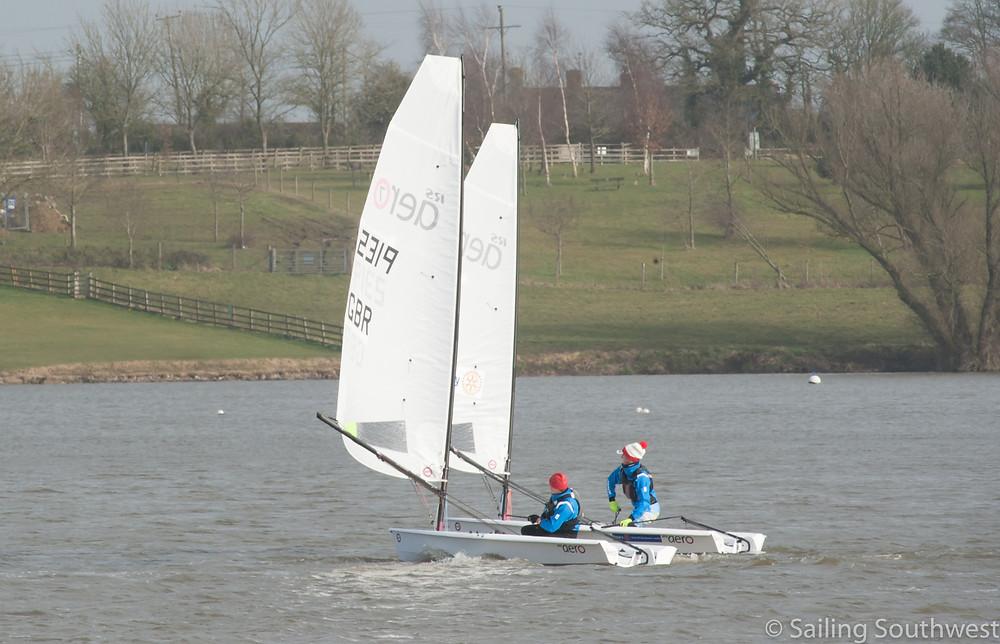Cockerill & Frost battle it out at Sutton Bingham