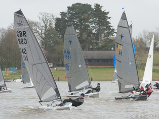 Sutton Bingham Icicle - R8 of the SSW Winter Series, R2 of the SSW Lakes Series