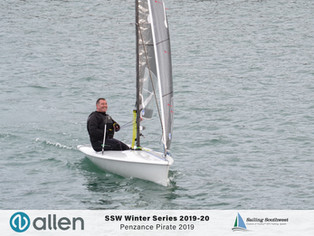 SIMON HAWKES WINS SSW WINTER SERIES 2019-20