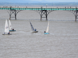 Light breeze for 2017 Town Plate at Clevedon Sailing Club