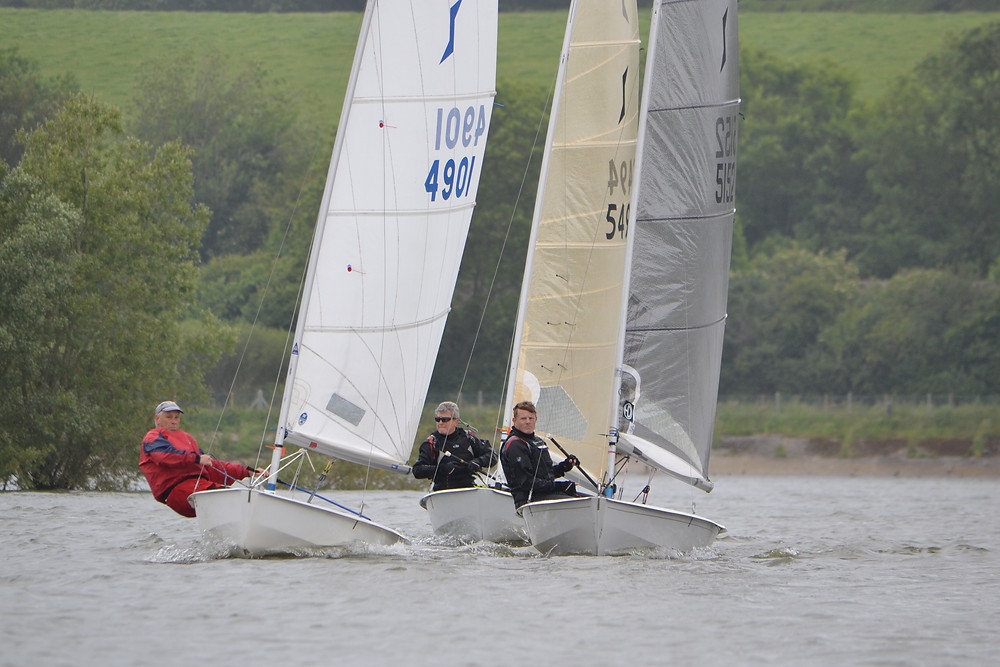 The three top Solos at Sutton Bingham