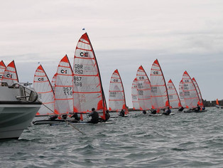 Byte National Championships at Weymouth & Portland Sailing Academy