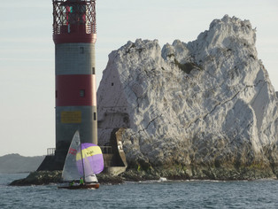 Official Race Report - Gul Osprey Round the Island Race 2018