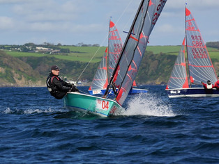 The Tasar Nationals are Returning to Porthpean Sailing Club in 2017